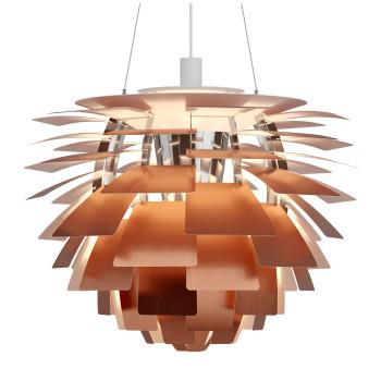 Louis Poulsen PH Artichoke 720 LED, Kupfer, DALI