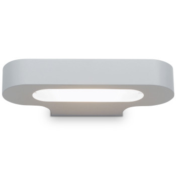 Artemide Talo Parete LED, weiß matt, 2700K