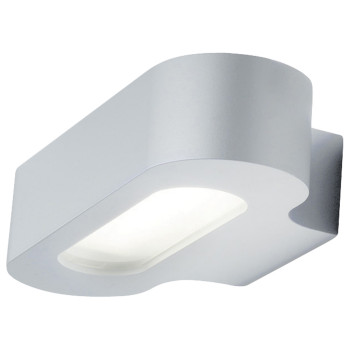 Artemide Talo Parete LED, silber matt, 2700K