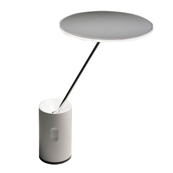 Artemide Sisifo Tavolo LED, weiß, mit Touch-Dimmer