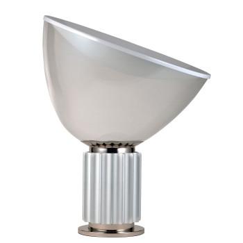 Flos Taccia LED PMMA, Aluminium eloxiert