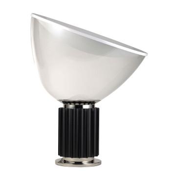 Flos Taccia LED PMMA, schwarz