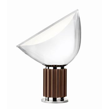 Flos Taccia LED PMMA, bronze