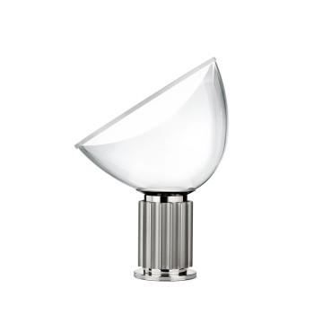 Flos Taccia Small LED, Aluminium eloxiert