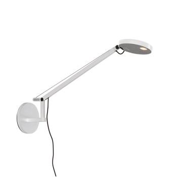 Artemide Demetra Micro Parete LED, weiß matt, 2700K