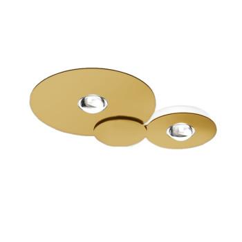 Studio Italia Design Bugia Double, gold, 2.700K