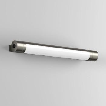 Bega Variata 2 Wandleuchte LED, 45 cm, Edelstahl, 3000K neutralweiss