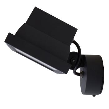 Bega 77539 LED-Scheinwerfer, breitstreuend, grafit, 3000K (neutralweißes Licht)
