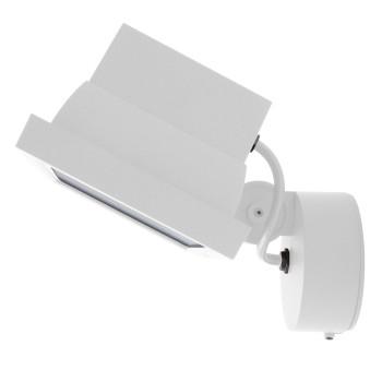 Bega 77539 LED-Scheinwerfer, breitstreuend, weiß, 3000K (neutralweißes Licht)