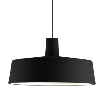 Marset Soho 38 IP44 LED, schwarz