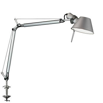 Artemide Tolomeo Mini LED mit Tischklemme und Bewegungssensor, 2700K