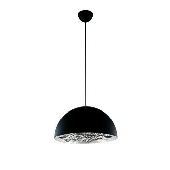 Catellani & Smith Stchu-Moon 02 LED, ⌀ 40 cm, Silber