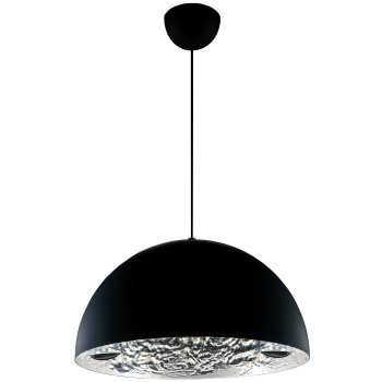 Catellani & Smith Stchu-Moon 02 LED, ⌀ 60 cm, Silber