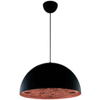 Catellani & Smith Stchu-Moon 02 LED, ⌀ 60 cm, Kupfer