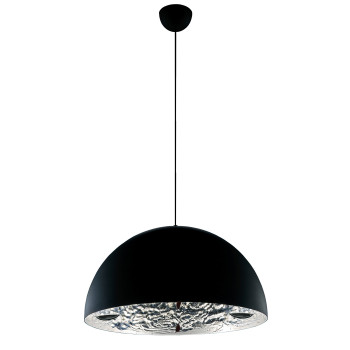Catellani & Smith Stchu-Moon 02 LED, ⌀ 80 cm, Silber