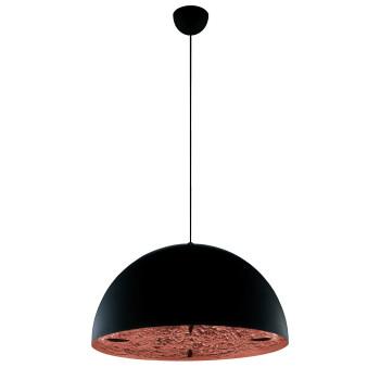 Catellani & Smith Stchu-Moon 02 LED, ⌀ 80 cm, Kupfer