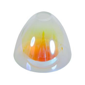 Bruck Silva 110 Ersatzglas, dichroitisch orange-gelb