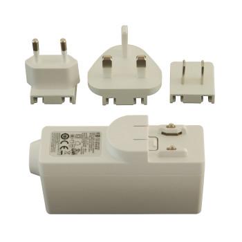 Flos Ersatzteile für Mini Kelvin LED, Teil 1: Kit mit Stecker + Ersatzdriver weiß