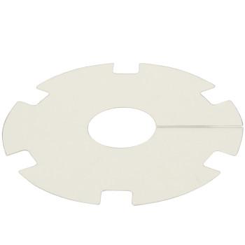 Flos Ersatzteile für Romeo Soft S1, Teil 4: Staubschutzabdeckung