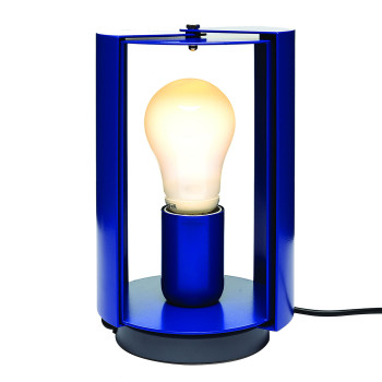 Nemo Pivotante À Poser Table Lamp, blue