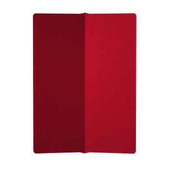 Nemo Applique À Volet Pivotant Plié LED Wall Light, red