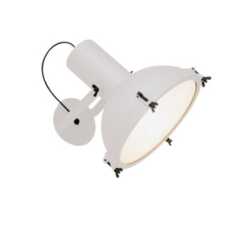 Nemo Projecteur 365 Wall/Ceiling Light, white sand