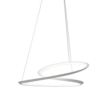 Nemo Kepler Up Pendant Light, white
