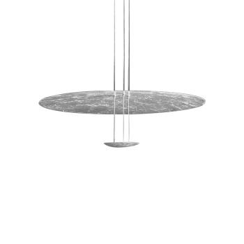 Catellani & Smith Macchina Della Luce mod. B LED, silber