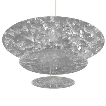 Catellani & Smith Macchina Della Luce mod. C LED, silber