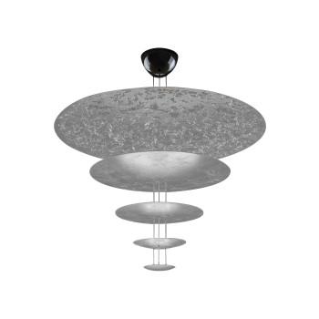 Catellani & Smith Macchina Della Luce mod. D LED, silber