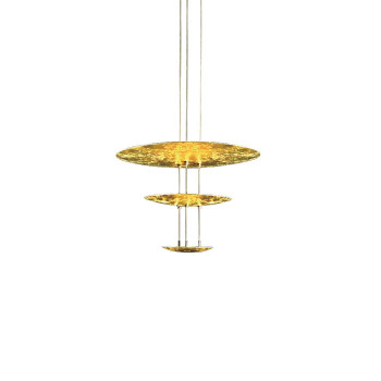 Catellani & Smith Macchina Della Luce mod. E LED, gold