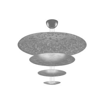 Catellani & Smith Macchina Della Luce mod. F LED, silber