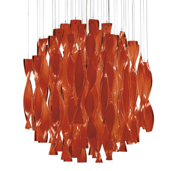 Axo Light Aura SP 60, Stahl glänzend - rot