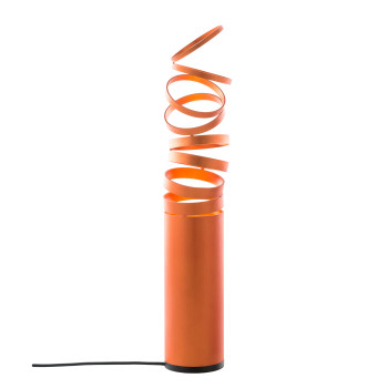 Artemide Decomposé Light Table, orange