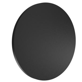 Flos Camouflage 240 LED 3.000K, schwarz