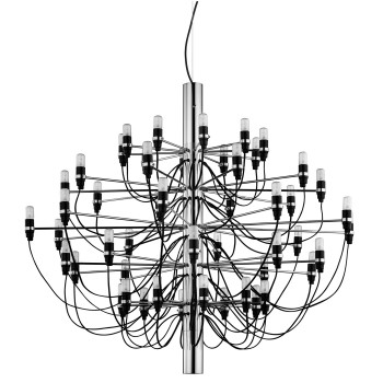 Flos 2097/50, Chrom / Leuchtmittel matt