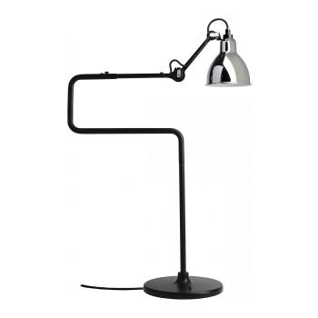 DCW Lampe Gras No 317, Schirm Chrom