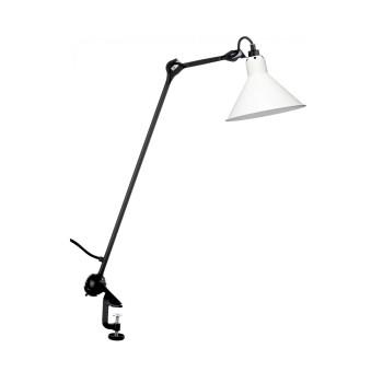 DCW Lampe Gras No 201, Schirm weiß