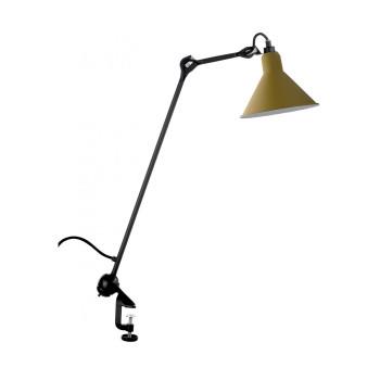 DCW Lampe Gras No 201, Schirm gelb
