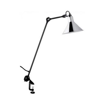 DCW Lampe Gras No 201, Schirm Chrom