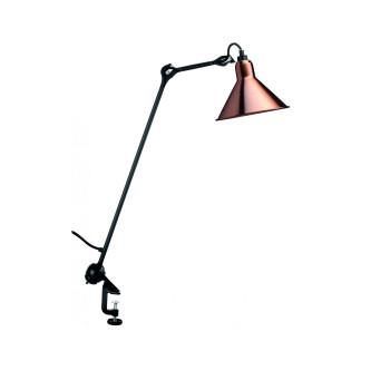 DCW Lampe Gras No 201, Schirm Kupfer