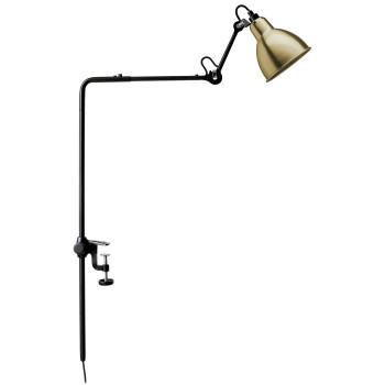 DCW Lampe Gras No 226, Schirm Messing