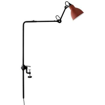 DCW Lampe Gras No 226, Schirm rot