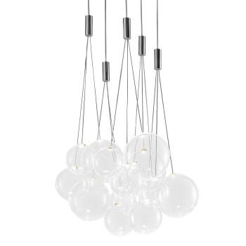 Studio Italia Design Random Cluster 15, transparent