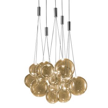 Studio Italia Design Random Cluster 15, gold