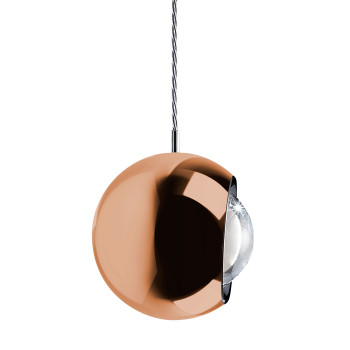 Lodes Spider LED, rotgold