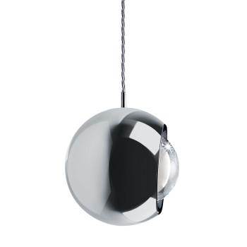 Studio Italia Design Spider LED, verchromt