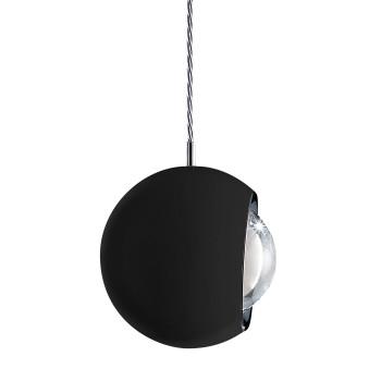 Studio Italia Design Spider LED, schwarz matt