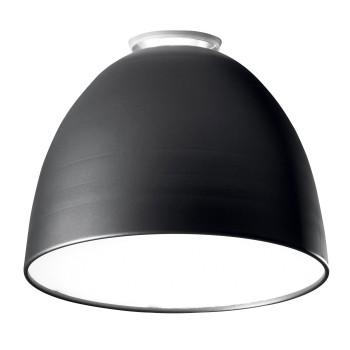 Artemide Nur Mini Soffitto LED, anthrazitgrau