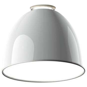 Artemide Nur Mini Gloss Soffitto LED, weiß glänzend
